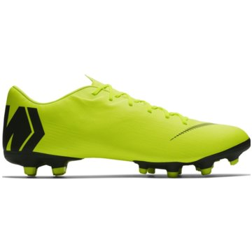 Nike Nocken-SohleMercurial Vapor 12 Academy MG gelb