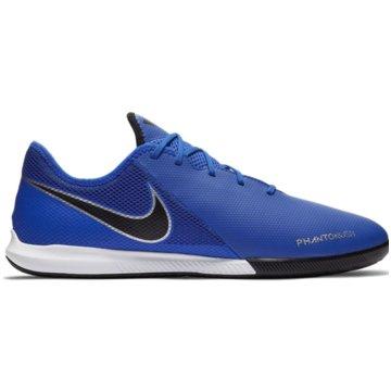 Nike Hallen-SohlePhantom Vision Academy Dynamic Fit IC blau