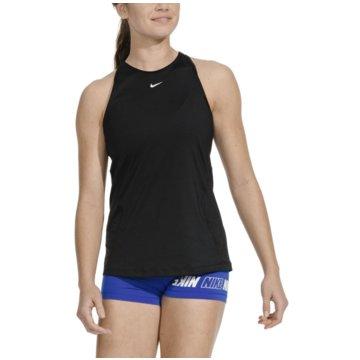 Nike TopsNike Pro Women's Mesh Tank - AO9966-010 schwarz