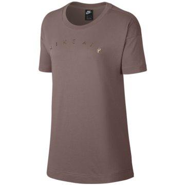 Nike FunktionsshirtsAir T-Shirt braun