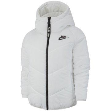 Nike SoftshelljackenW NSW WR SYN FILL JKT HD - BV2906 weiß