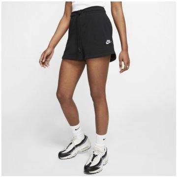 Nike kurze SporthosenSPORTSWEAR ESSENTIAL - CJ2158-010 schwarz