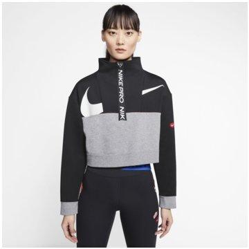 Nike SweatshirtsNIKE PRO DRI-FIT GET FIT WOMEN'S F schwarz