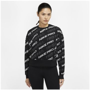 Nike SweatshirtsPro Fleece Crew Women schwarz