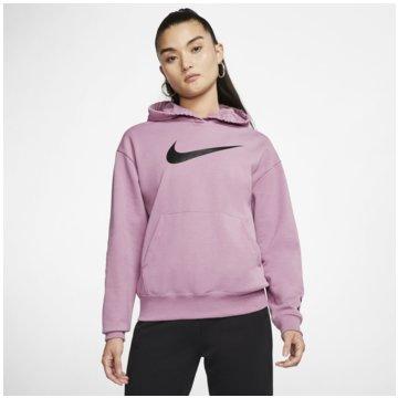 Nike SweaterSportswear Swoosh Hoodie lila