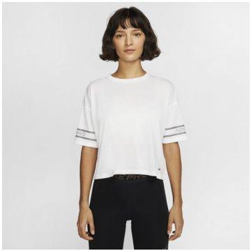 Nike T-ShirtsNIKE PRO WOMEN'S GRAPHIC SHORT-SLE -