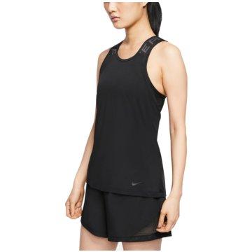Nike TopsPro Dry Elastika Tanktop Women schwarz