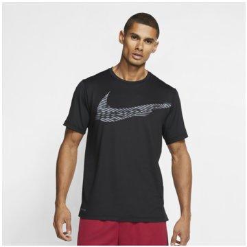 Nike T-ShirtsNIKE PRO MEN'S SHORT-SLEEVE TRAINI schwarz