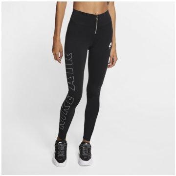Nike TightsNIKE AIR WOMEN'S GRAPHIC LEGGINGS schwarz
