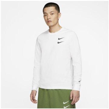 Nike LangarmshirtNIKE SPORTSWEAR SWOOSH MEN'S LONG- weiß