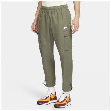 Nike TrainingshosenNike Sportswear Men's Woven Pants - CU4325-380 oliv