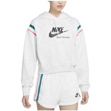 Nike HoodiesSPORTSWEAR HERITAGE - CU5923-051 weiß