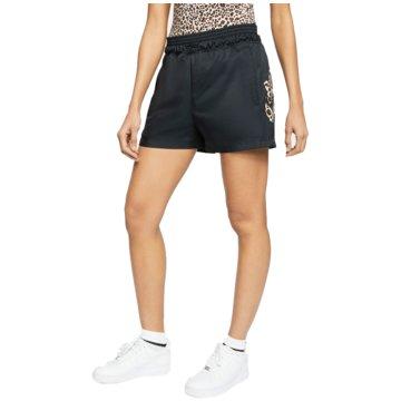 Nike kurze SporthosenSportswear Woven Shorts schwarz
