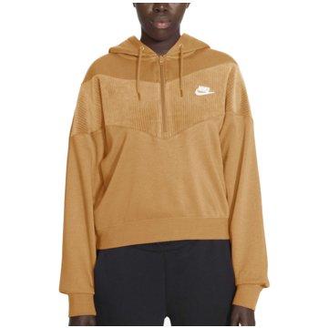 Nike SweatshirtsNike Sportswear Heritage Women's Half-Zip - CZ1878-712 -