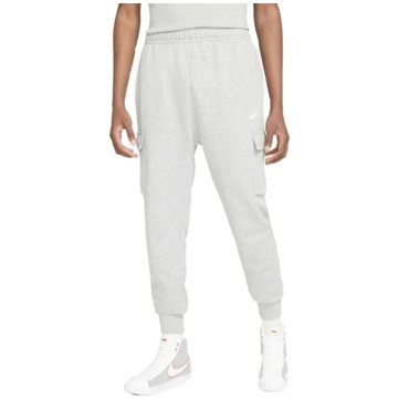 Nike JogginghosenSPORTSWEAR CLUB FRENCH TERRY - CZ9954-063 grau