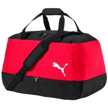 Puma SporttaschenPro Training II Football Bag Sporttasche schwarz rot -