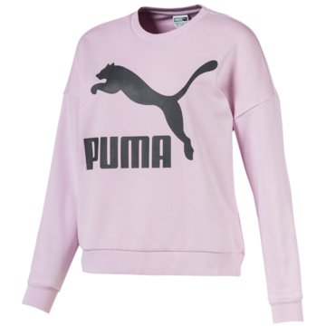 Puma SweaterClassics Logo Crew -