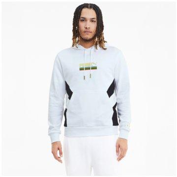 Puma SweatshirtsWorldhood Hoodie weiß