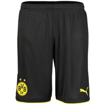 Puma Fan-HosenBVB Borussia Dortmund Home Shorts 2017/18 schwarz -
