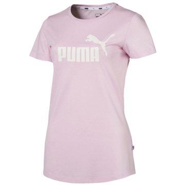 Puma DamenEssentials Logo Heather Tee -