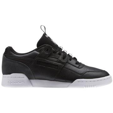 Reebok TrainingsschuheWorkout Plus IT Sneaker Herren Schuhe schwarz -