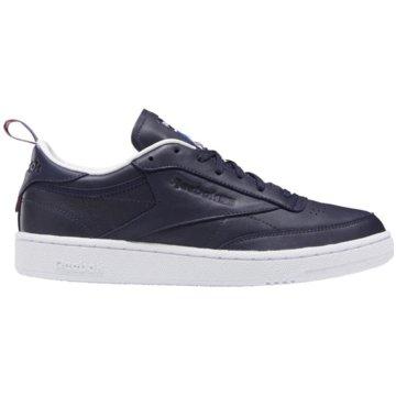 Reebok Hallen-SohleClub C 85 Sneaker schwarz