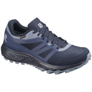 Salomon Outdoor SchuhTRAILSTER 2 GTX W NAVY BLAZE - L40963800 blau