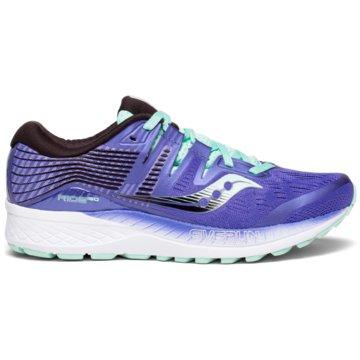 Saucony RunningRide ISO Laufschuhe blau