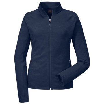 Schöffel SweatjackenFleece Jacket Nagoya Damen blau blau