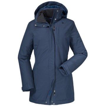 Schöffel TrainingsjackenInsulated Jacket Portillo Damen Outdoorjacke blau blau