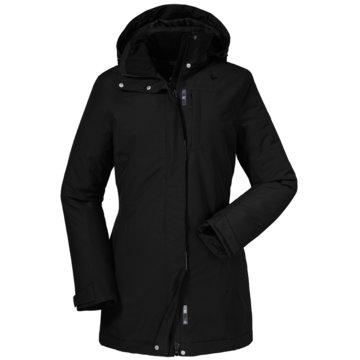Schöffel TrainingsjackenInsulated Jacket Portillo Damen Outdoorjacke schwarz schwarz
