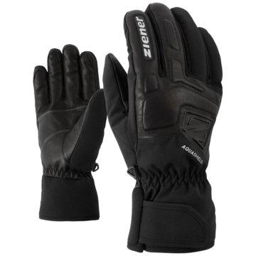 Ziener FingerhandschuheGLYXUS AS(R) GLOVE SKI ALPINE - 801040 schwarz
