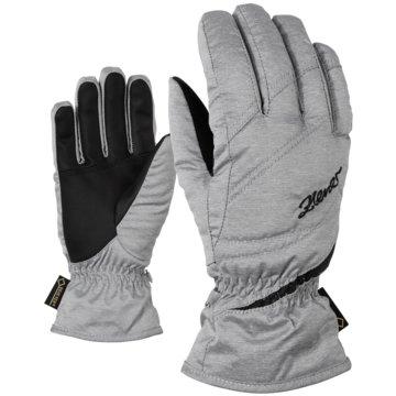 Ziener FingerhandschuheKafika GTX lady glove Damen Handschuhe grau grau