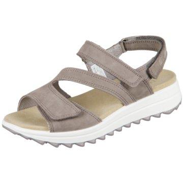 Legero Komfort Sandale beige