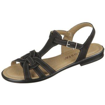 Ricosta Offene SchuheBIRTE. schwarz
