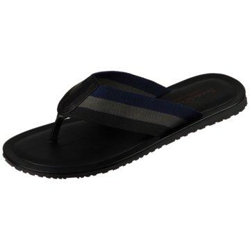Sandal's Factory Zehentrenner schwarz