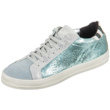 P448 Sneaker Low blau