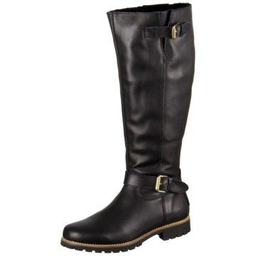 Panama Jack Klassischer Stiefel schwarz
