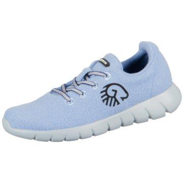 Giesswein Sportlicher SchnürschuhRunners Women blau