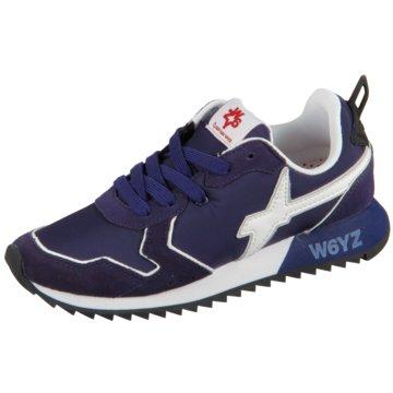 W6YZ Sneaker Low blau