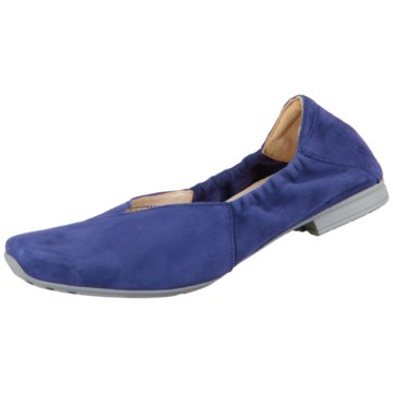Think Faltbarer BallerinaGaudi blau
