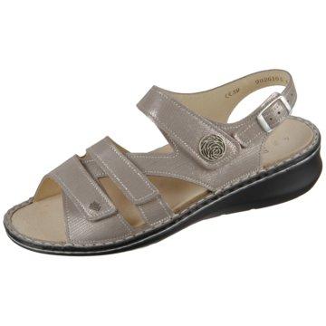 FinnComfort Komfort Sandale beige