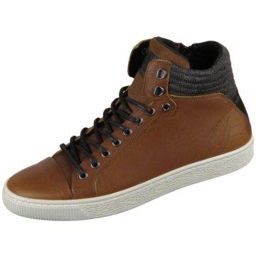 Antony Morato Herrenschuhe Schwarz Sneaker Hi Top Herbst