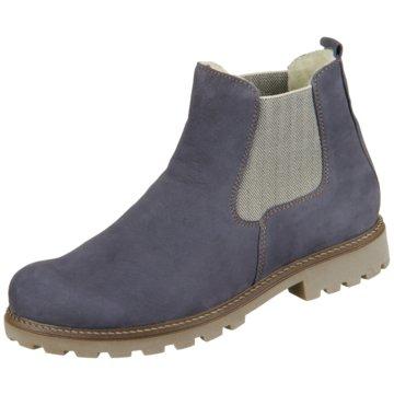 Remonte Chelsea Boot blau