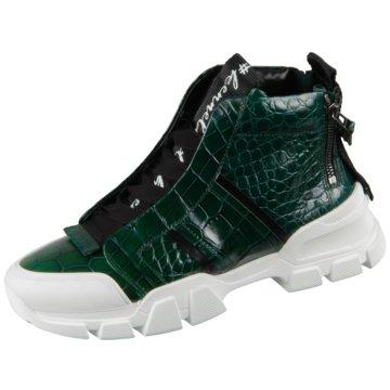 Kennel + Schmenger Sneaker High grün