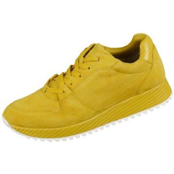 Tamaris Sneaker LowSneaker gelb