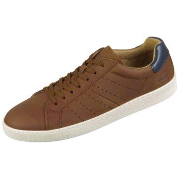 camel active Sneaker LowTonic braun