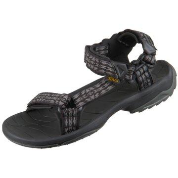 Teva Outdoor SchuhM Terra Fi Lite schwarz