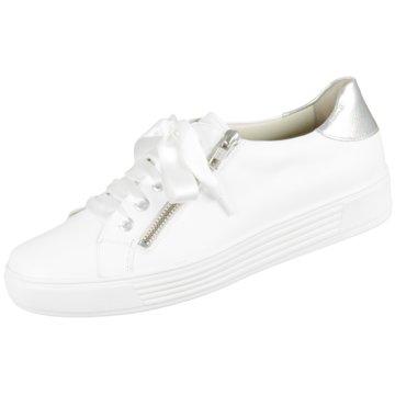 Solidus Sneaker Low weiß