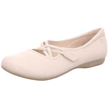 Josef Seibel Klassischer Ballerina rosa